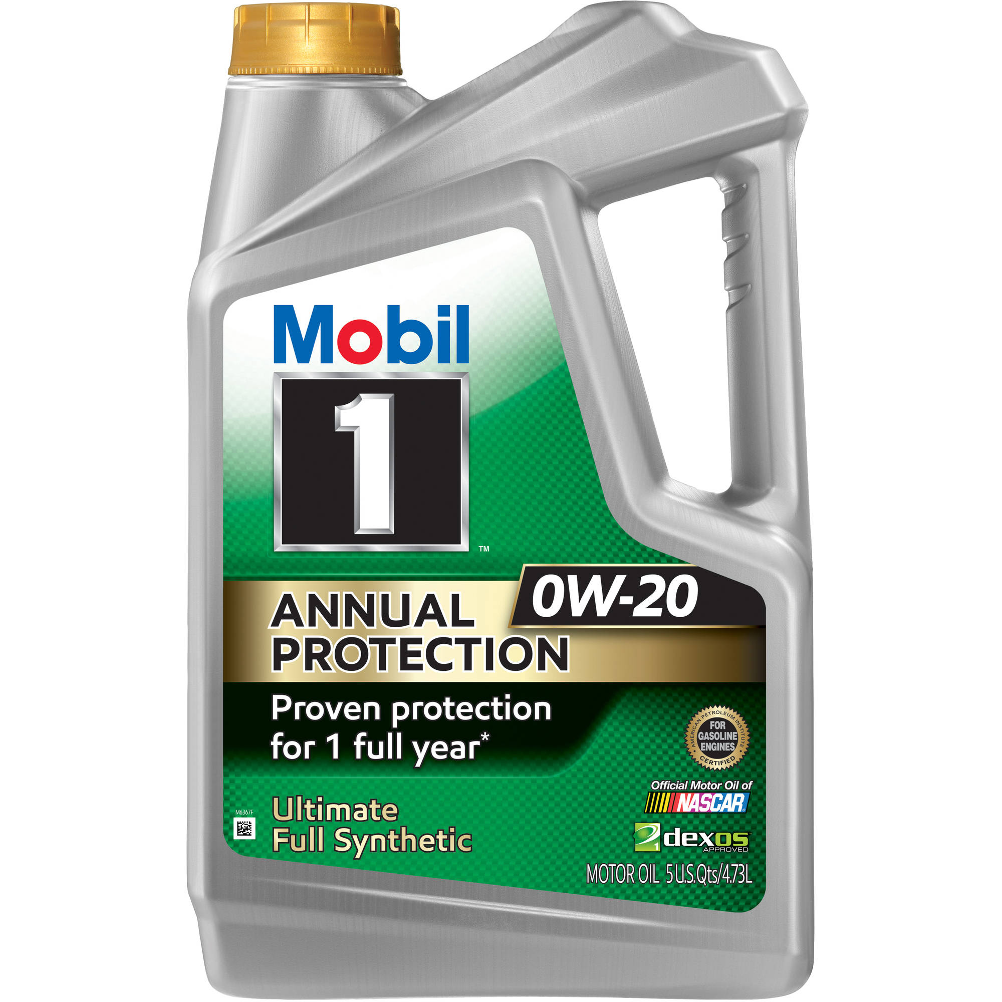 Mobil 1 Annual Protection 0W-20